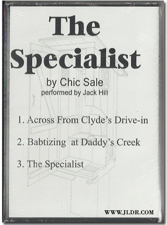 The Specialist Video on DVD