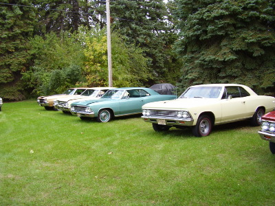 A few Chevelles from a Club BBQ