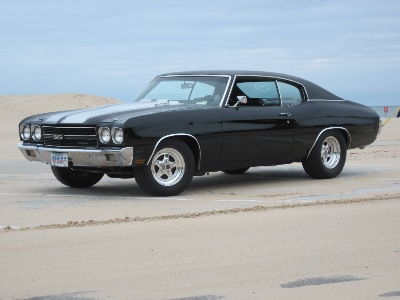 Brian and Kelly's 1970 Chevelle