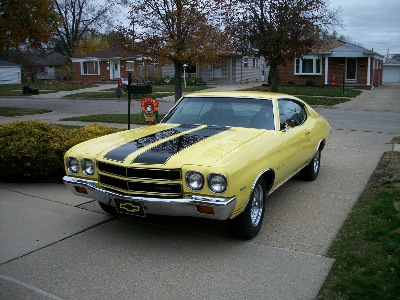 Ken and Judy's 1970 Chevelle