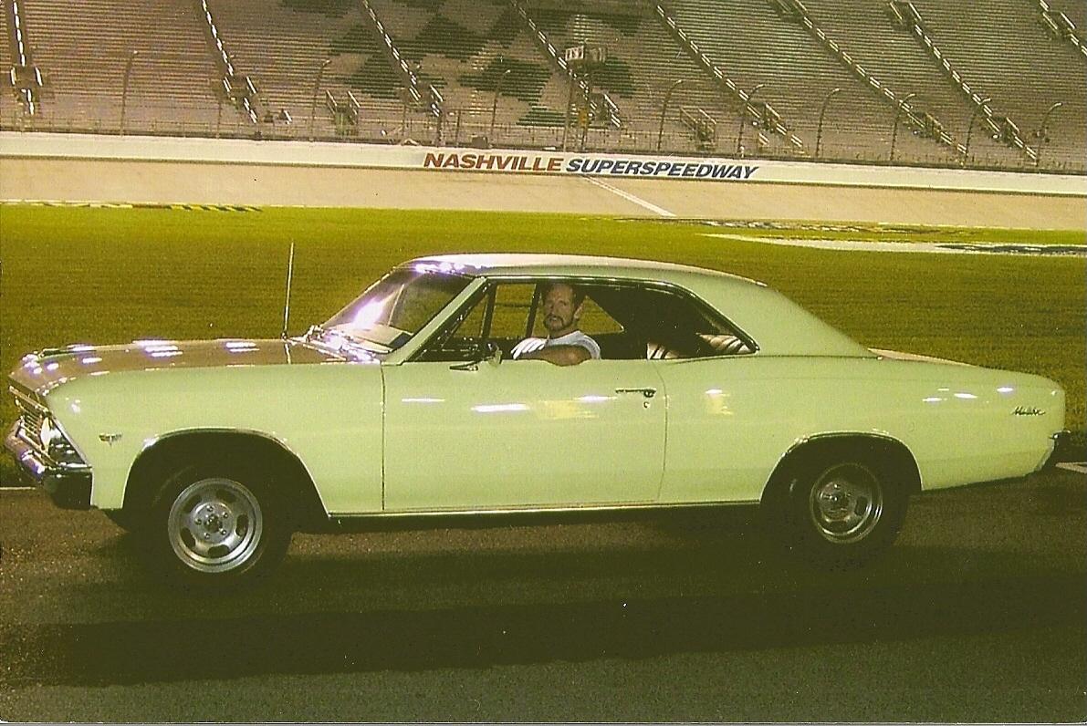 Roger's 1966 Chevelle