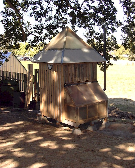 Dunton Valley Farms Composting Toilet