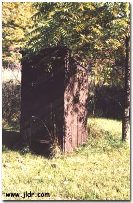 Harbor Springs, Michigan Outhouse