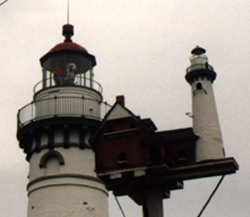 The Seul Choix Pt. Lighthouse