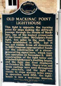 Lighthouse Sign