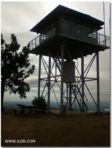 The Lookout at Morton Peak