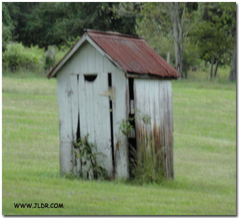 Bridgeton, NJ Outhouse