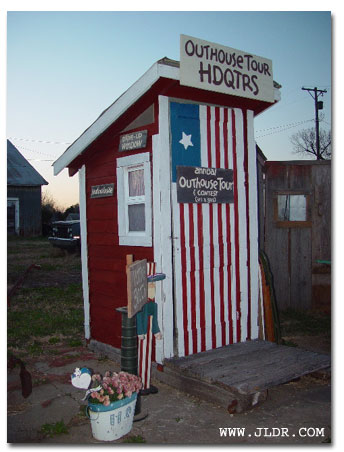 Outhouse Tour Headquarters