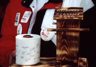 The 2000 Outhouse Classic Trophy
