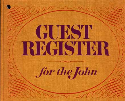Register HERE if you use the Outhouse