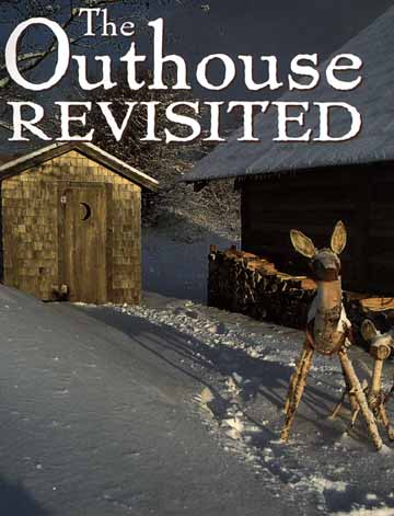 The Front Cover Outhouse