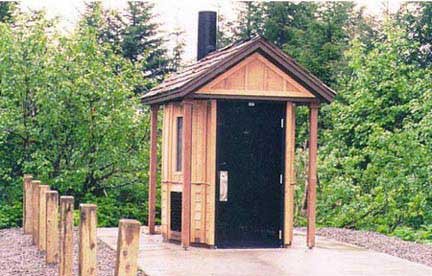 Prime Ouachita National Forest Outhouses Near Mena Arkansas Largest Home Design Picture Inspirations Pitcheantrous