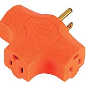 Piggy back these on an extension cord to power many things
