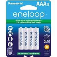 AAA Eneloop Rechargeable Batteries