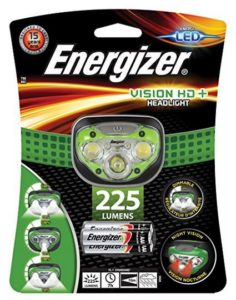 Energizer 225 Lumens Headlamp