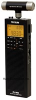 AA battery powered AM/FM/Shortwave radio