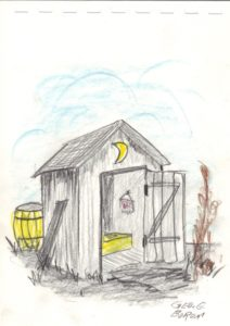 Outhouse Sketch
