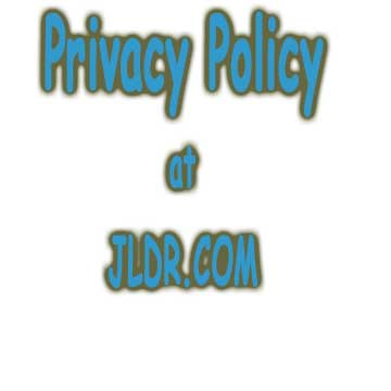 Privacy Policy of jldr.com