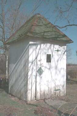 Smiths Dairy Farm Outhouse