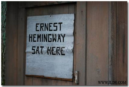 Hemmingway's Summer Cottage Outhouse